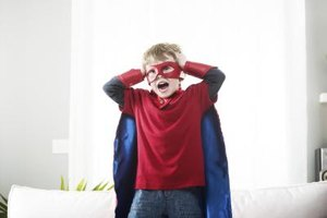 Ideas for Superhero Day in School