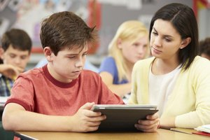 Examples of IEP Goals for Communication Devices