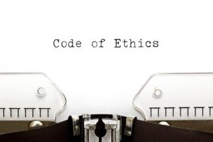 Difference Between Code of Ethics & Code of Conduct