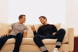 Support is crucial for men going through a divorce.