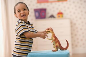 How to Teach About Dinosaurs to Preschoolers