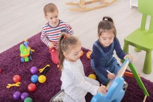 Examples of Preschool Classroom Management Ideas