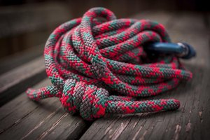 Undo any knots before storing your rope, cordlette or slings.