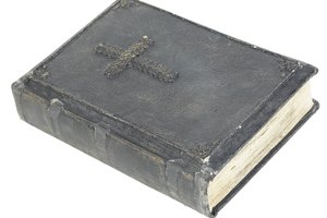 How to Get a Bible Engraved