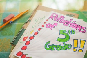 Fifth-Grade Graduation Ideas for the Yearbook