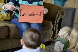 Games for Kids About Commitment