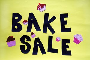 Bake Sale Sign Ideas