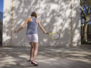 Backboard Wall Drills for Tennis