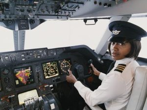 Average Commercial Airline Pilot's Salary