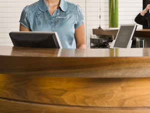 Importance of a Receptionist
