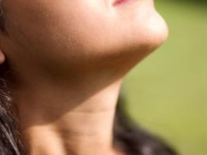 How to Exercise the Front of the Neck