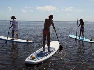 Stand-Up Paddleboard Workouts