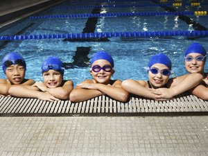 Five Basic Skills in Swimming