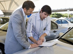 Dealer Financing Vs. Bank