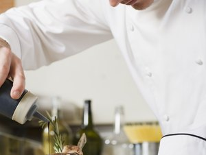 Qualifications for a Junior Sous Chef