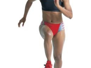 Sprinting Routine for Thighs