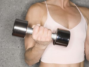 Workout Plans for a Woman to Tone Up