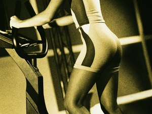 Lunges Vs. Stair Stepper