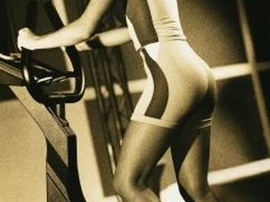 How to Lose Pounds With a Stair Stepper