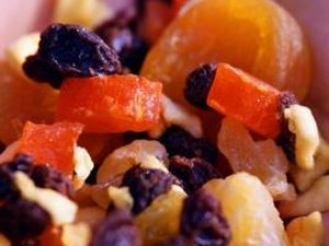 The Nutrients in Dry Fruits