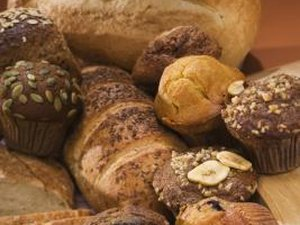 Healthy Baking With Fruit & Nuts