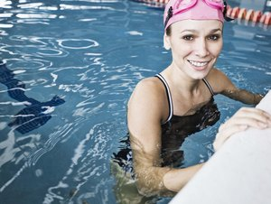 Swimming Exercises for Ballerinas