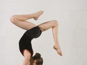 How to Do Handstand Pirouettes