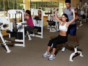 Sitting Exercises With Dumbbells