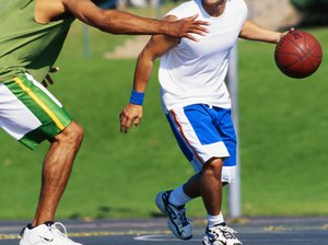 Basketball Ladder Footwork Drills