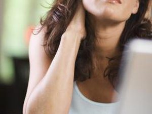 Neck Pain Exercise to Ease Muscle Tension at Work