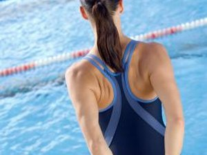 Strengthening the Rhomboids With Swimming