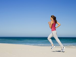 Running Exercises to Lose Weight but Not Muscle