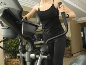 Elliptical Machine Training