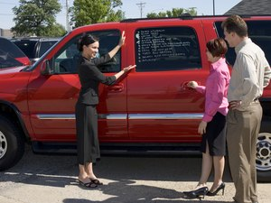 Things to Remember When Selling a Used Car