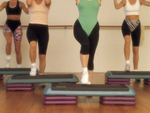 Step Aerobic Movements