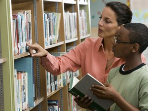 The Difference Between Paraprofessionals & Librarians