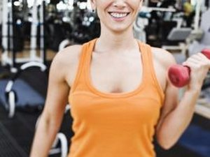 How Much Weight Can Women Gain by Lifting Weights?
