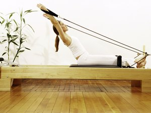Reformer Exercises for Runners