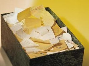 What to Do If Certified Mail Is Lost?