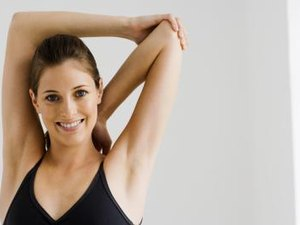Stretches for the Biceps & Triceps