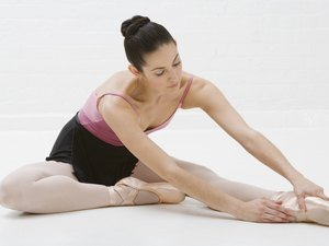 A Ballerina's Workout Plan to Lose Weight