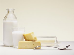 What Are the Levels of Lactose in Various Dairies?