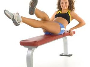 The Best Exercise for the Buttocks Using a Bench