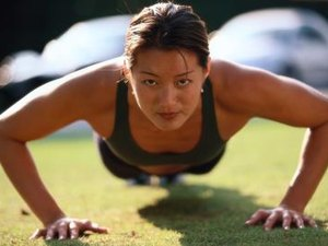 Ladder Pushup Exercises