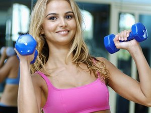 Agility Exercises With Dumbbells