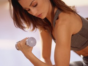 Ways to Workout Underarm Fat