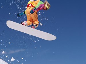 How to Stop Yourself on a Snowboard