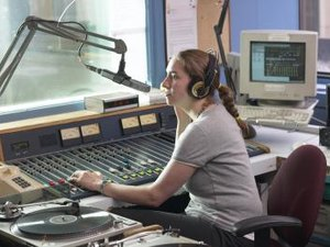 Job Description for a Radio Station Intern