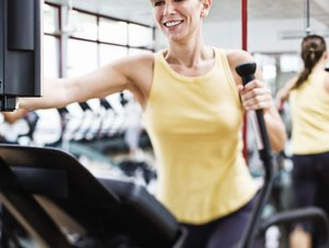 Elliptical Trainers for Low Impact Cardio