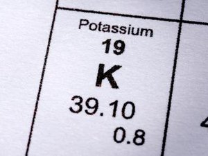 How Much Potassium Is Lost When You Work Out?